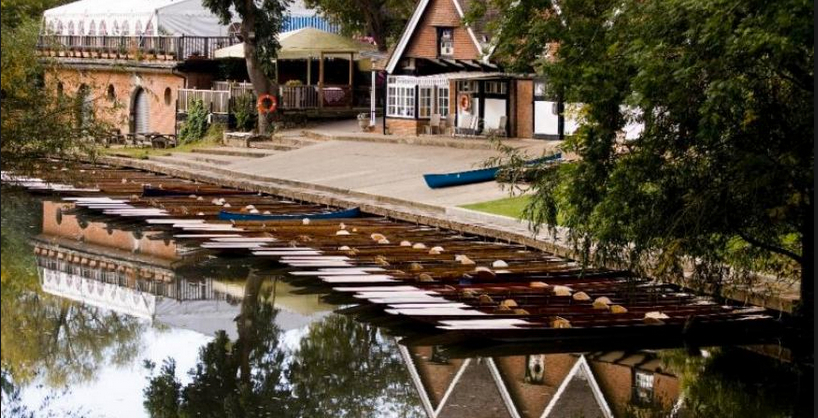 Photo of The Cherwell Boathouse