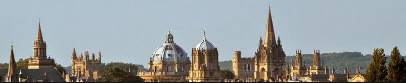 Photo of Oxford Spires