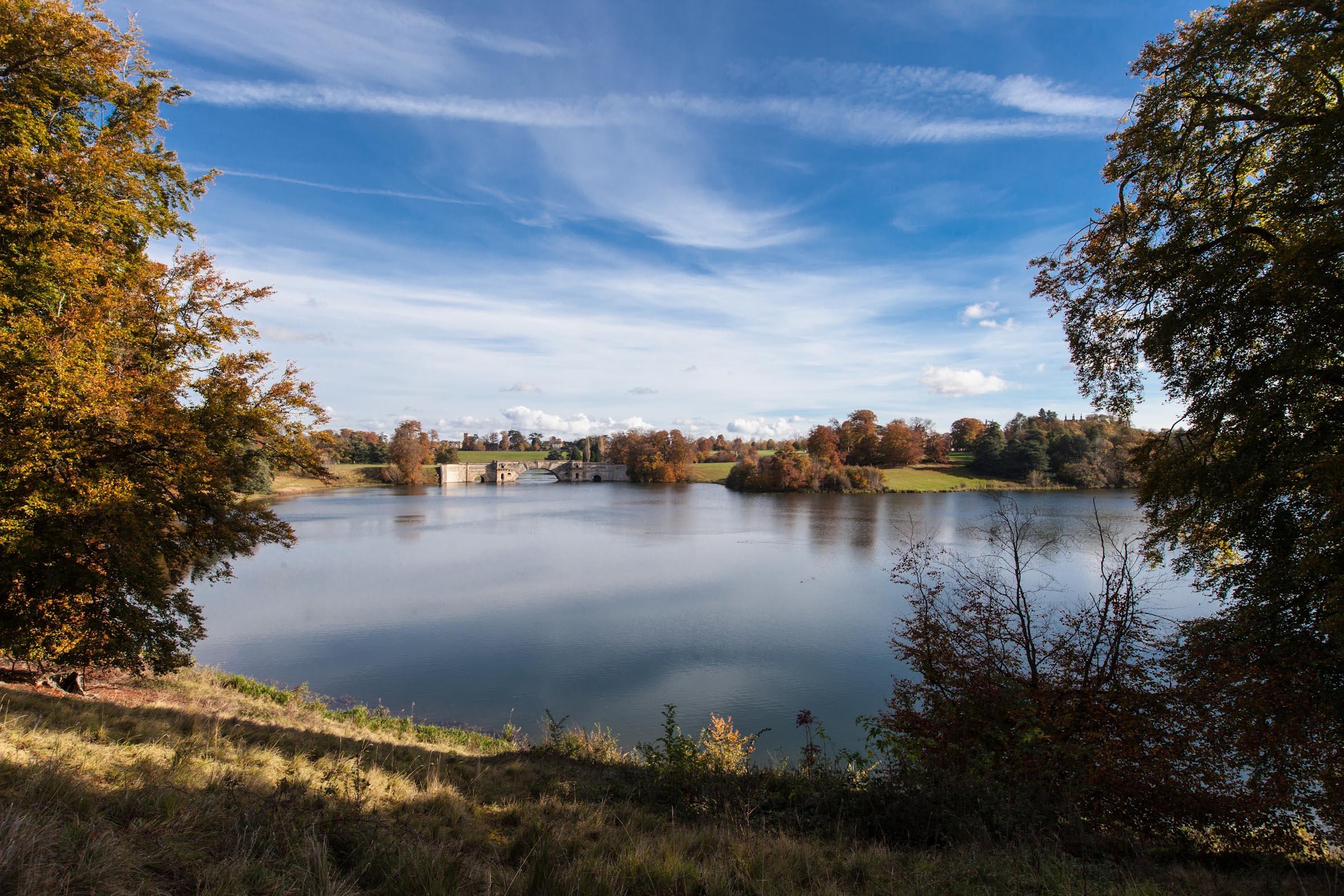 Blenheim Palace Winter 2012