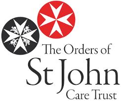 the orders of st john care trust